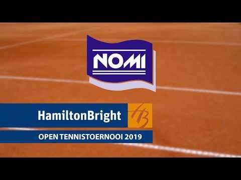 Hamilton Bright Open Aftermovie Finalemiddag 2019