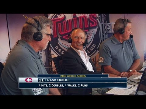 SEA@MIN: Quilici discusses Twins