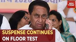 MP Govt Crisis: Suspense continues on floor test in Madhya Pradesh today