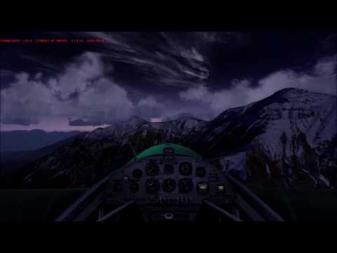 One flew over the Alps - P3D