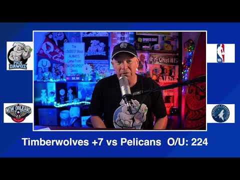 Minnesota Timberwolves vs New Orleans Pelicans 1/23/21 Free NBA Pick and Prediction NBA Betting Tips