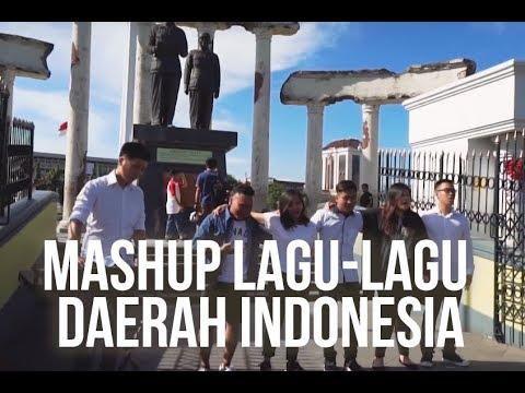 MASHUP Lagu-Lagu Daerah Indonesia