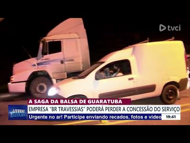 A SAGA DA BALSA DE GUARATUBA