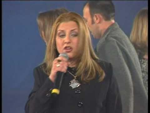 Катя Огонек на Музыкальном ринге Май 1999г