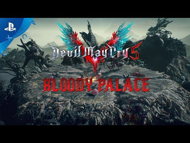 Devil May Cry 5 - Bloody Palace Trailer | PS4