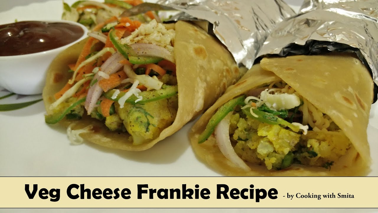 Veg cheese frankie recipe in hindi by cooking with smita franky veg cheese frankie recipe in hindi by cooking with smita franky recipe youtube forumfinder Image collections