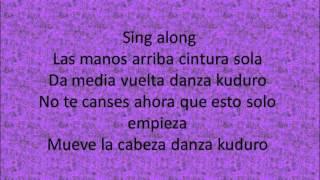 Danza Kuduro Don Omar ft. Akon ( Remix ) Lyrics *First on web*