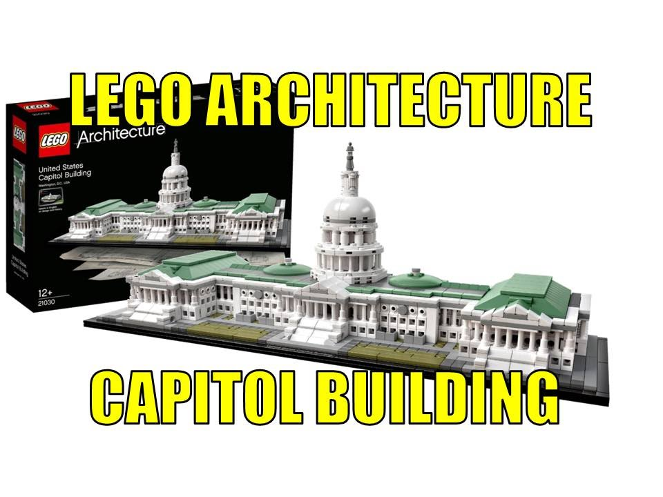 LEGO 2016 ARCHITECTURE 21030 CAPITOL BUILDING IMAGES NEWS UPDATE ...