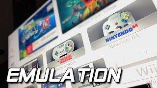 Emulation vs Original Hardware