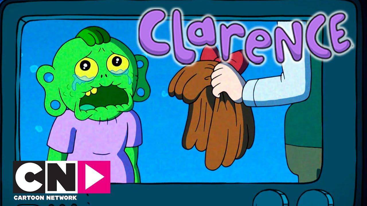 clarence alien invasion cartoon network youtube