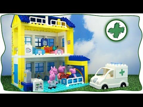 Строительство больницы и