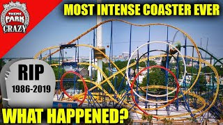 The Most INTENSE Roller Coaster on Earth - What Happened?