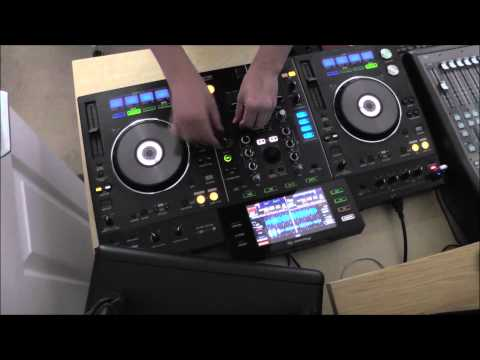 Deep Bass House Mix August 2015 Pioneer XDJ-RX