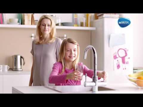 Die nächste Generation der Wasserfiltration: BRITA Armaturen