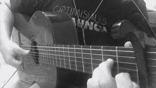 غيتار جيتار لمابدى يتثنى موشح اندلسي  guitar Finger Style