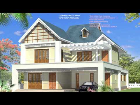 VILLA FOR SALE @ THRISSUR TOWN - Call: 9400490326 ( low price)