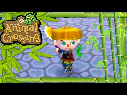 Animal Crossing: New Leaf - Part 189 - Trying Tiles ...