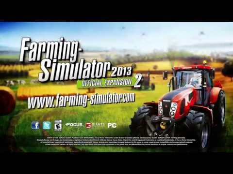 FARMING SIMULATOR 2013 OFFICIAL EXPANSION 2 - THE VIDEO!
