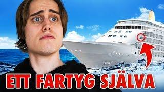 BÅTBANG | 24 timmar på ett fartyg