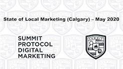 State of Calgary Local SEO May 2020 // Summit Protocol Digital Marketing Calgary