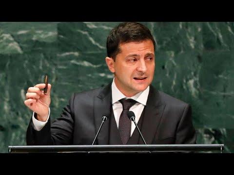 Зеленский на Генассамблее ООН | 25.09.19