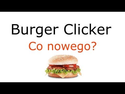 Nowe rzeczy w Burger Clicker - YouTube