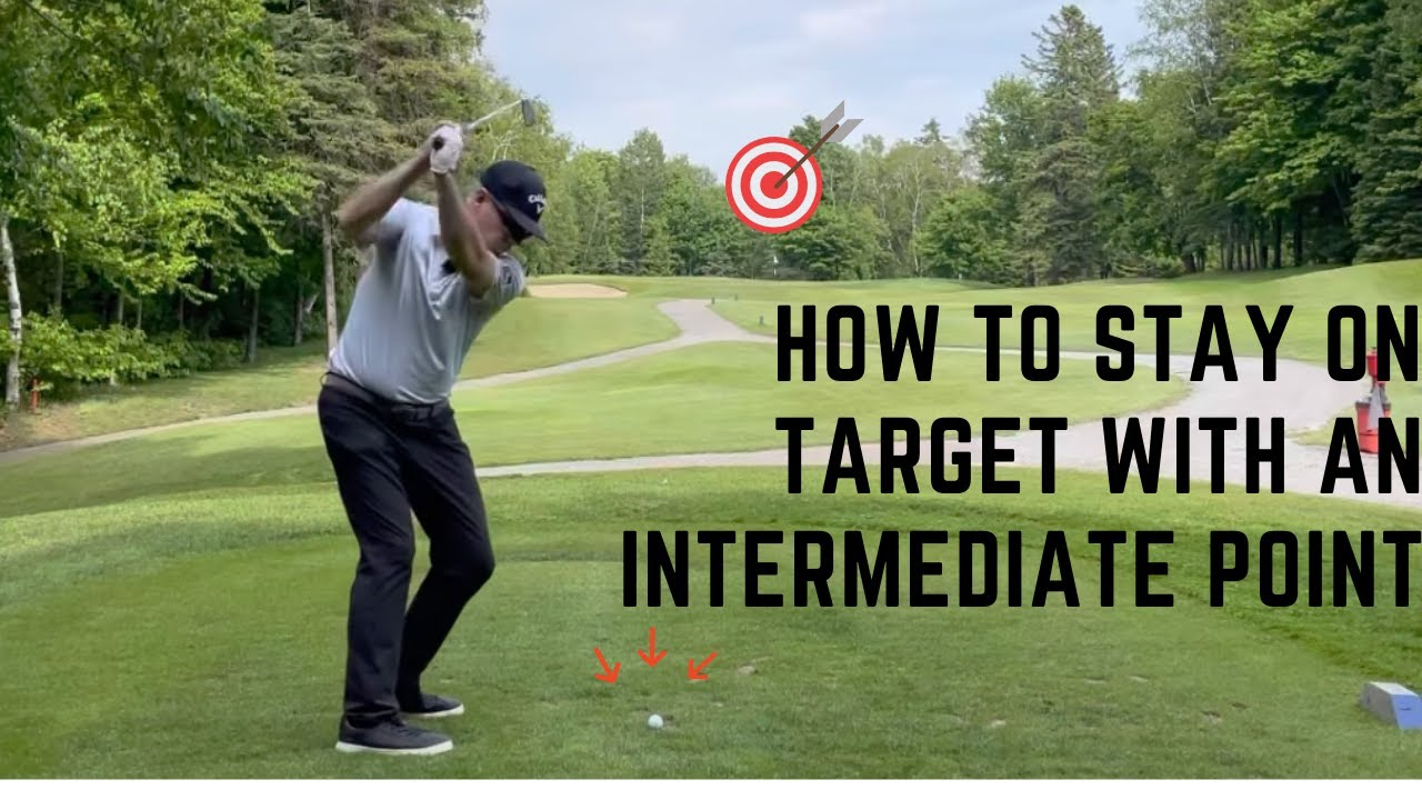 ON-COURSE TASK | SENDING A CARROT PEEL TO THE TARGET | WISDOM IN GOLF | GOLF WRX  |