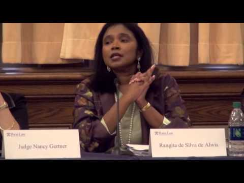 JIL Symposium: Women and National Security: Part 1
