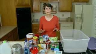 Food Kit For Disaster Preparedness
