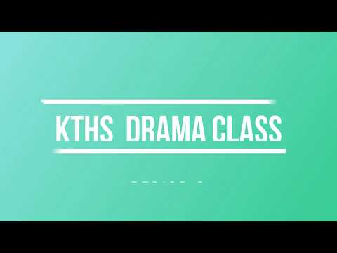 The Katherine Thomas School High School Drama Class Radio Play