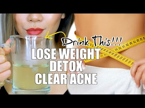 easy-drink-for-weight-loss,-detox-&-clear-acne-|-how-to-apple-cider-vinegar-drink