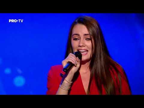 Download Youtube: ROMANII AU TALENT 2018 - BEATRICE ANDONI