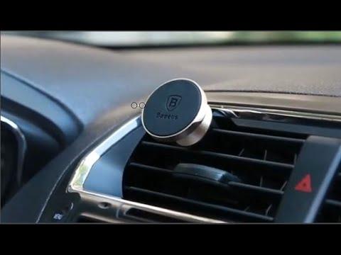 📦 Лучший магнитные держатель для телефона с АлиЭкспресс  Держатели телефона в машину. Обзор 5и штук