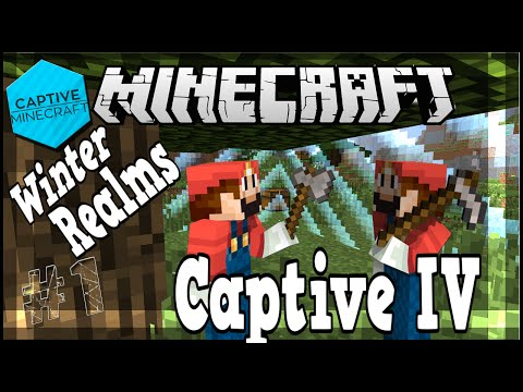 DA SOLO IN UN BLOCCO - Captive [ITA] IV: Winter Realms #1