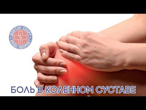 Доктор Спорт «Боль в коленном суставе»