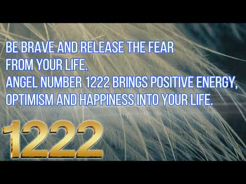 Angel number 1222 - A Message From Your Guardian Angels