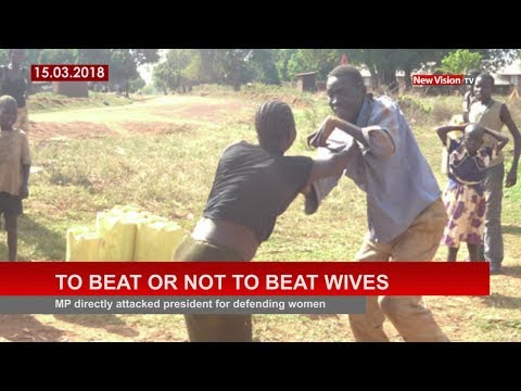 To beat or not to beat wives