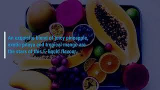 Pachamama Mango Pitaya Pineapple - Vape.Works