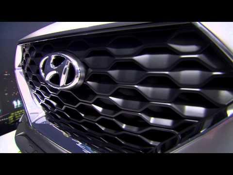 Hyundai Santa Cruz Concept: Designer Walkaround