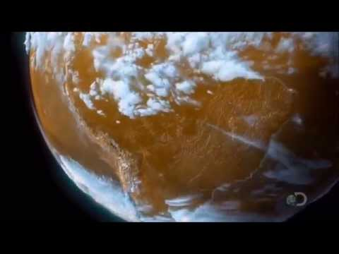 How the Earth works (as seen from space) - All parts