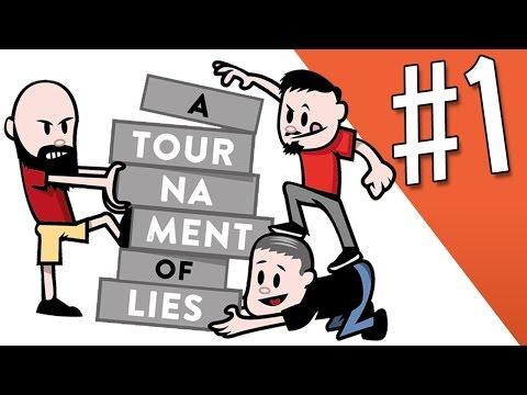 A Tournament of Lies - Episode One (Birds, Bikes, Cities & Meat Boys)