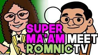 Broma tiempo (Parodia de la Historieta) super señora dibujos animados