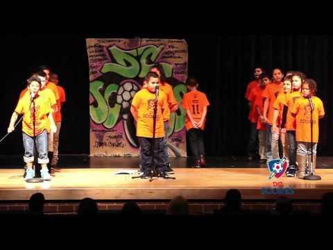 2015 DC SCORES Poetry Slam! -- Marie Reed Elementary School