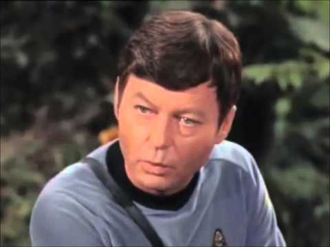 Star Trek TOS Dr  McCoy - YouTube