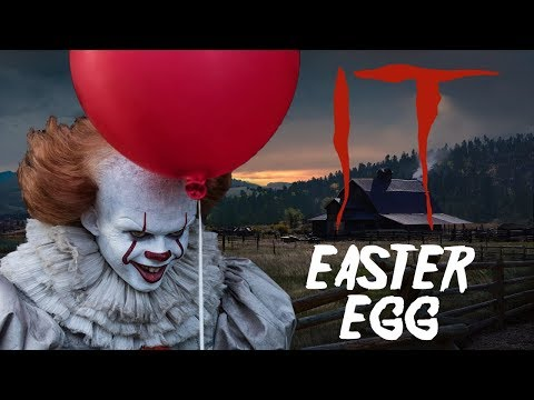 Far Cry 5 - IT Easter Egg