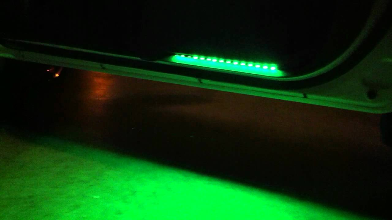 2011 scion tc interior light youtube