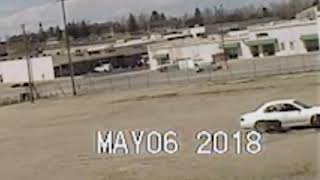 [GRAPHIC VIDEO] DASH CAM Footage Of Police Shootout - 5/6/18 in Casper