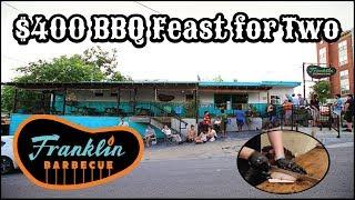 Franklin BBQ Feast Austin Texas WORLD BEST? Troy Cooks and BBQ Champion Harry Soo SlapYoDaddyBBQ.com