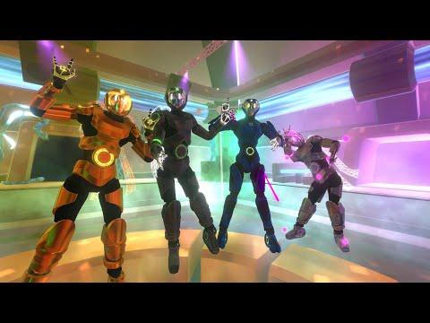 Neos VR Music Video - VR Full Body Tracking Dance