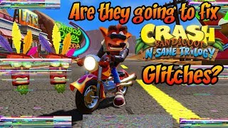 Crash Bandicoot N.Sane Trilogy